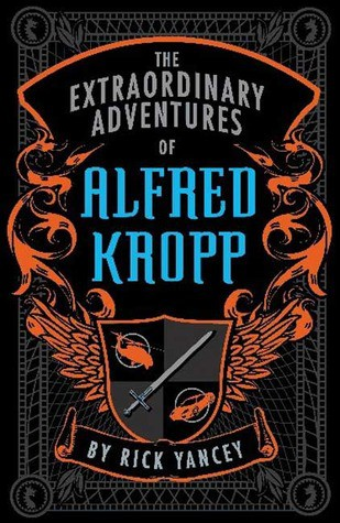 Book cover of The Extraordinary Adventures of Alfred Kropp