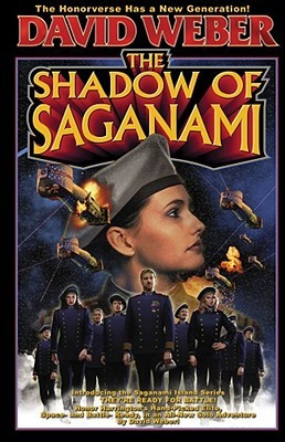 Book cover of Shadow of Saganami