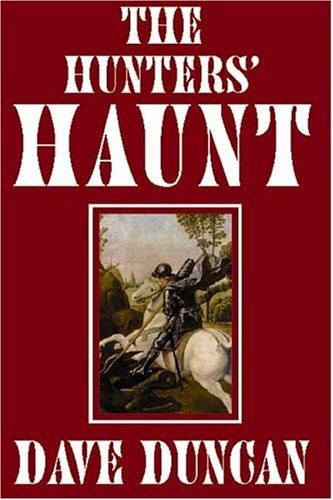 Book cover of The Hunters' Haunt
