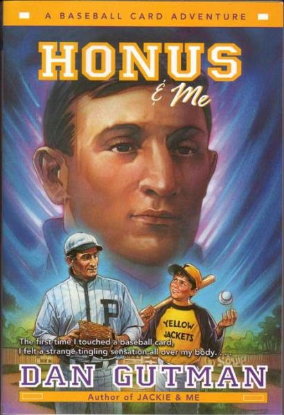 Book cover of Honus & Me
