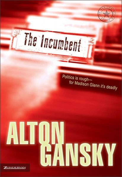 Book cover of The incumbent