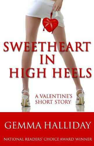 Book cover of Sweetheart in High Heels