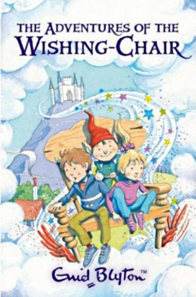 Book cover of Adventures of the Wishing-Chair