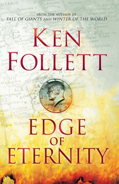 Book cover of Edge of Eternity