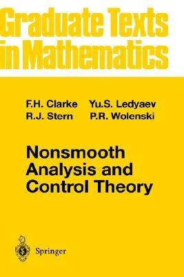 Textbook cover of Nonsmooth Analysis and Control Theory